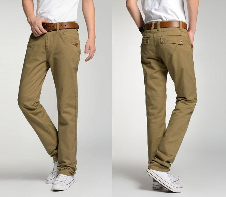 Online Buy Wholesale long khaki pants from China long khaki pants ...