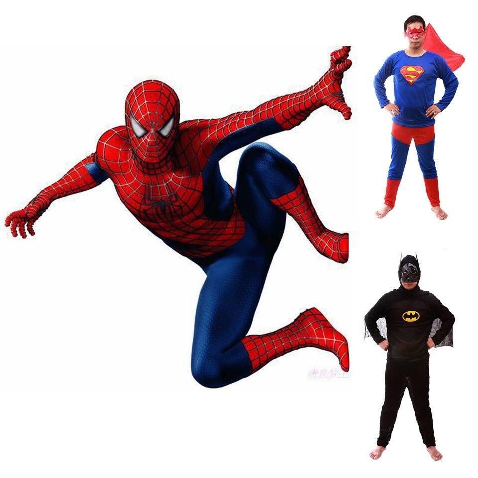 2017-New-Hot-Sale-Adult-SpiderMan-Superman-Batman-Costumes-Spider-man- Halloween-Costume-Spider-man-Cosplay.jpg