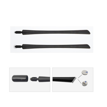 1 Pc Disposable Manual Microblading Pen Easy Click Roller Blades Needles Tattoo Tool Eyebrow Makeup Pen