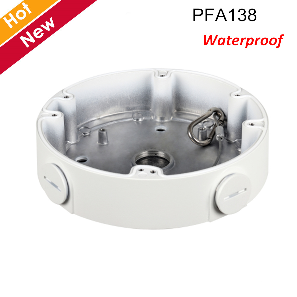 DAHUA PFA137 Water-Proof Junction Box for Dome Camera SD HDW Series No LOGO