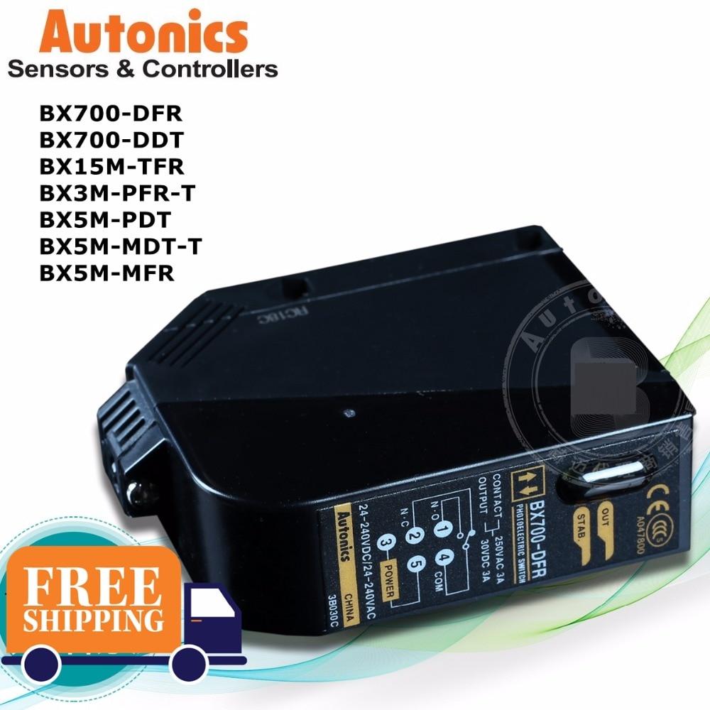 オートニクススイッチ BX700 DFR BX700 DDT BX5M MFR BX5M MDT BX15M TFR BX15M TDT ブランド新オリジナル  グループ上の ライト & 照明 からの スイッチ の中 1