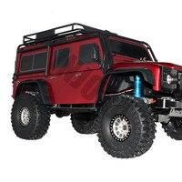"INJORA 4PCS 123*45MM 1.9"" Rubber Tyre Wheel Tires for 1:10 RC Rock Crawler Axial SCX10 SCX10 II 90046 AXI03007 Traxxas TRX-4 6"