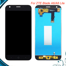 High Quality For ZTE Blade A6 lite LCD Display +Touch Screen Assembly Digitizer Replacement zte a6 lcd
