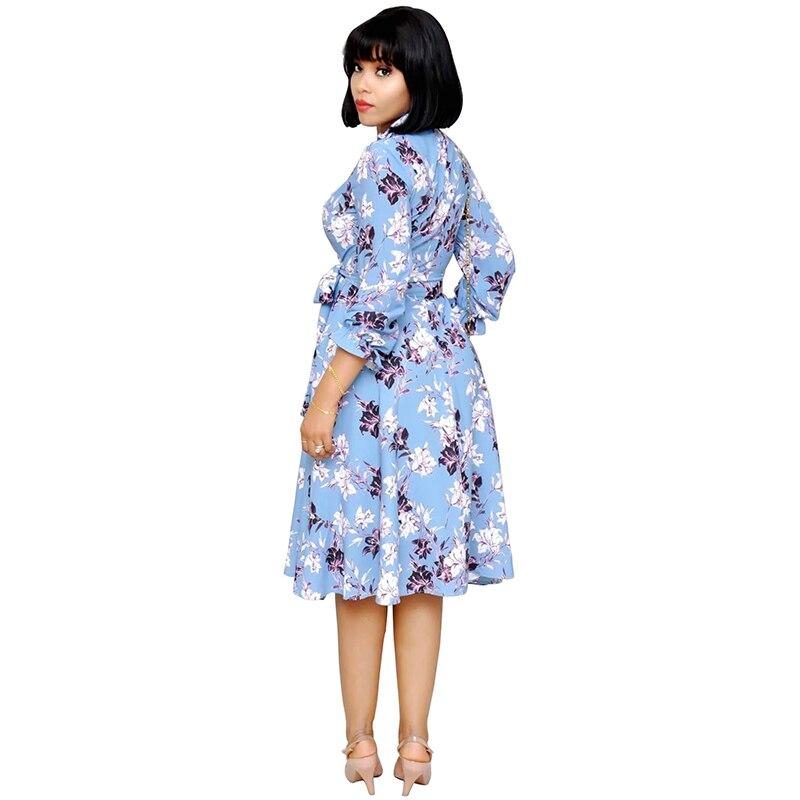fbf6a675140 Printed Sundress Vintage Dress Elegant Dress - FM2STYLE