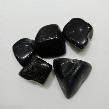Pierres Véritables Jade Noir 6