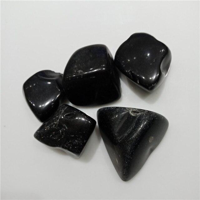 Pierres Véritables Jade Noir 2