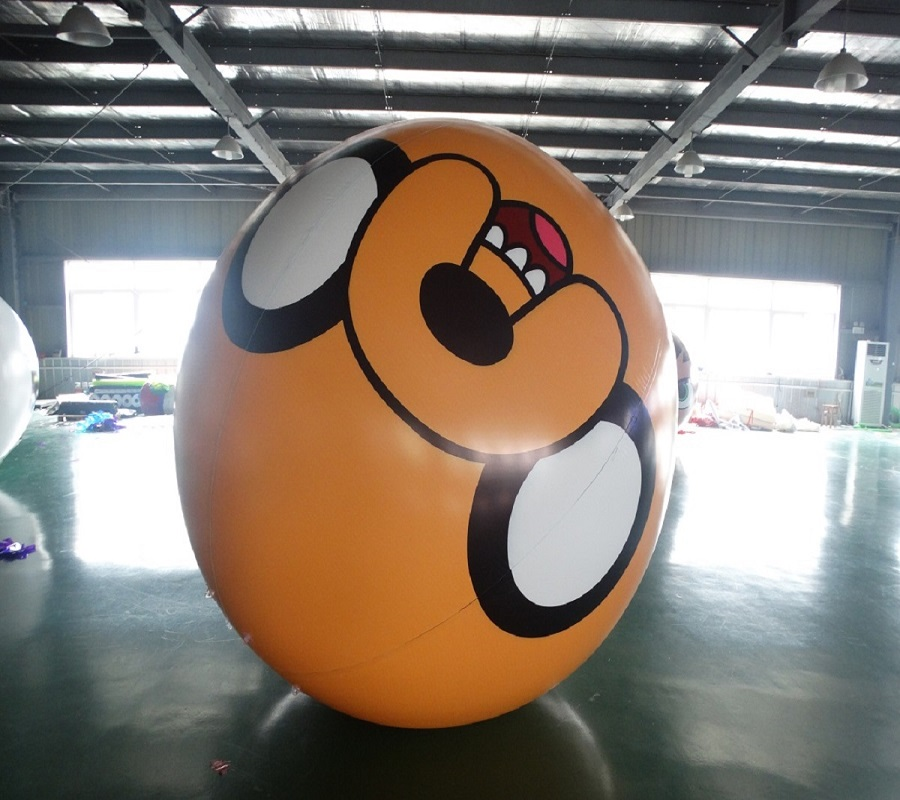 Customized PVC inflatable Advertising ball/ Advertising ball for event