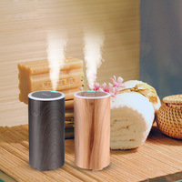 EASEHOLD USB Aromatherapy Essential Oil Diffuser 50ml Car Portable Mini Ultrasonic Cool Mist Aroma Air Humidifier
