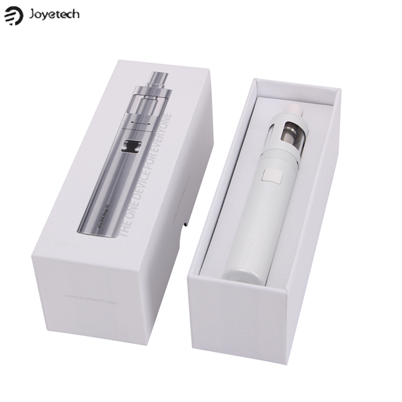 Original Joyetech eGo ONE Mega V2 Starter Kit with 4ml Atomizer and 2300mah BatteryOriginal Joyetech eGo ONE Mega V2 Starter Kit with 4ml Atomizer and 2300mah Battery