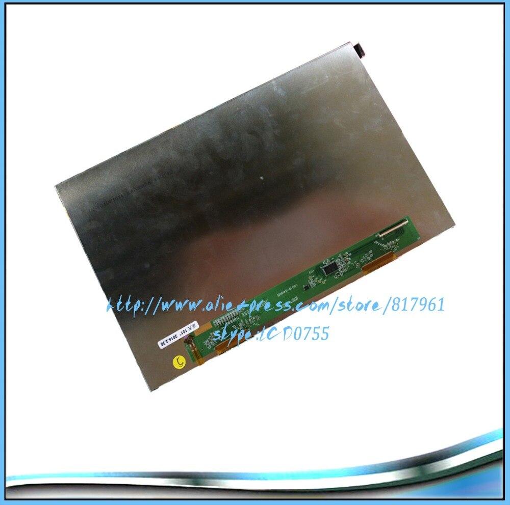 Tüketici Elektroniği'ten Ekranlar'de DNS AIRTAB M100QG Ekran Için LCD matrix Ekran TABLET pc yedek Parçaları Ücretsiz Kargo title=