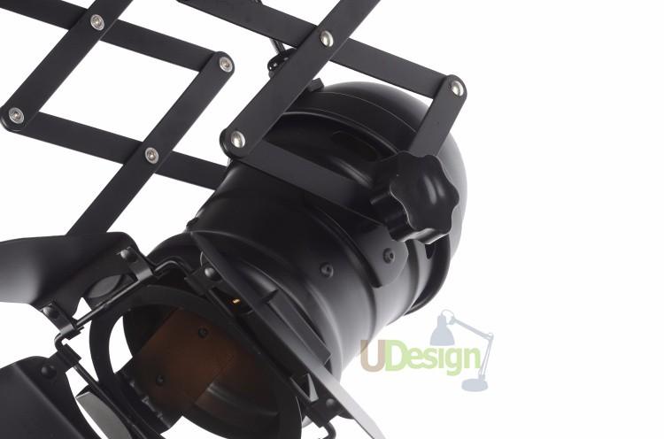 free shipping Designer loft vintage industrial lighting foldable lamp pendant lamp 6