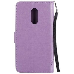 Image 3 - Luxe Retro Zaken Flip Wallet Case Voor Xiaomi Redmi 4X 4A 5A 6A 7A Mi 5X A1 Note 5 6 7 Pro A2 Lite Case Telefoon Pu Leer