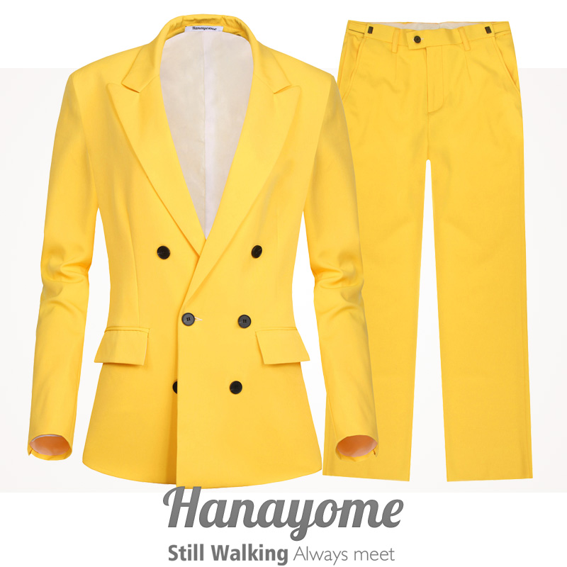 Two Piece Solid Color Suit Slim Thin Casual Single Double-breasted Comfortable Women Temperament Fashion Outdoor Elegant Suit