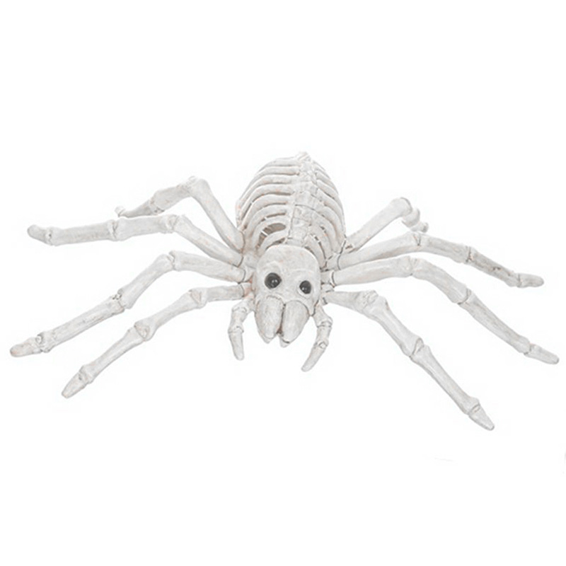 Halloween Decoration Bone Props Animals Skeleton Ornaments Bat Spider Dragon Bird Bones Hallowmas Horror House Party Decoration (109)