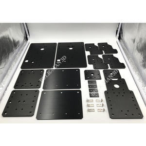 Image 5 - Workbee cnc 알루미늄 플레이트 키트, 리드 스크류 구동 및 벨트 버전 workbee cnc 라우터 기계, cnc 조각 기계