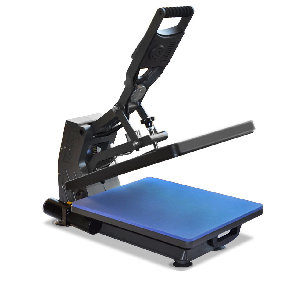 ST4050 High Pressure Digital Manual T shirt Heat Press Machine Transfer Image to Textile