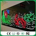 Pintura do sinal de néon personalizado Exibição de Publicidade e Todos os tamanhos disponíveis e portátil