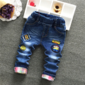 children jeans soft kids jeans denim  boy casual long jeans boys kids clothing high quality cowboy pants trousers size 2-6T