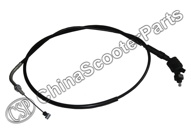 Throttle Cable 125cm For Linhai 250 300 250cc 300cc 300t B Atv Utv