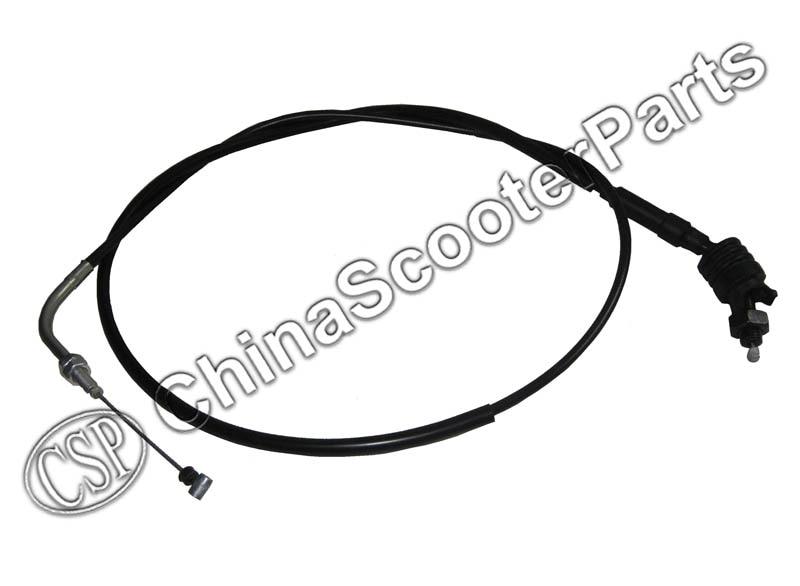 Throttle Cable 125CM For Linhai 250 300 250cc 300cc 300T B