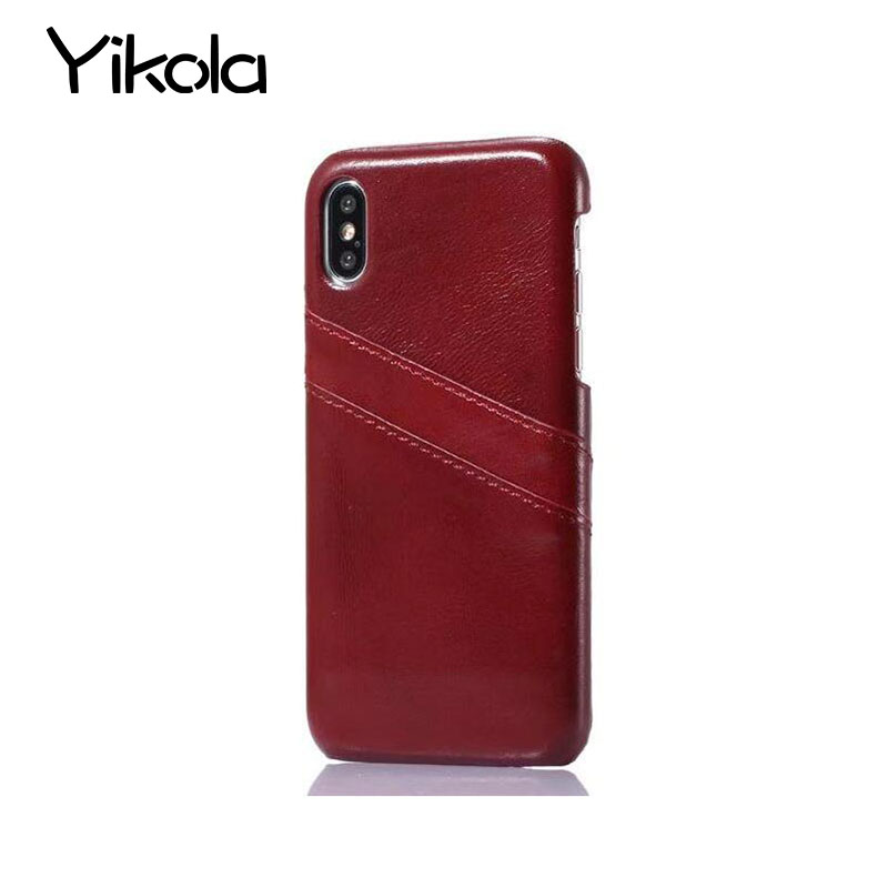 100Pcs For Apple iPhone X 8 7 Plus Real Leather Skin Crocodile Pattern Leather Back Cover For Samsung S8 Plus Case Shell