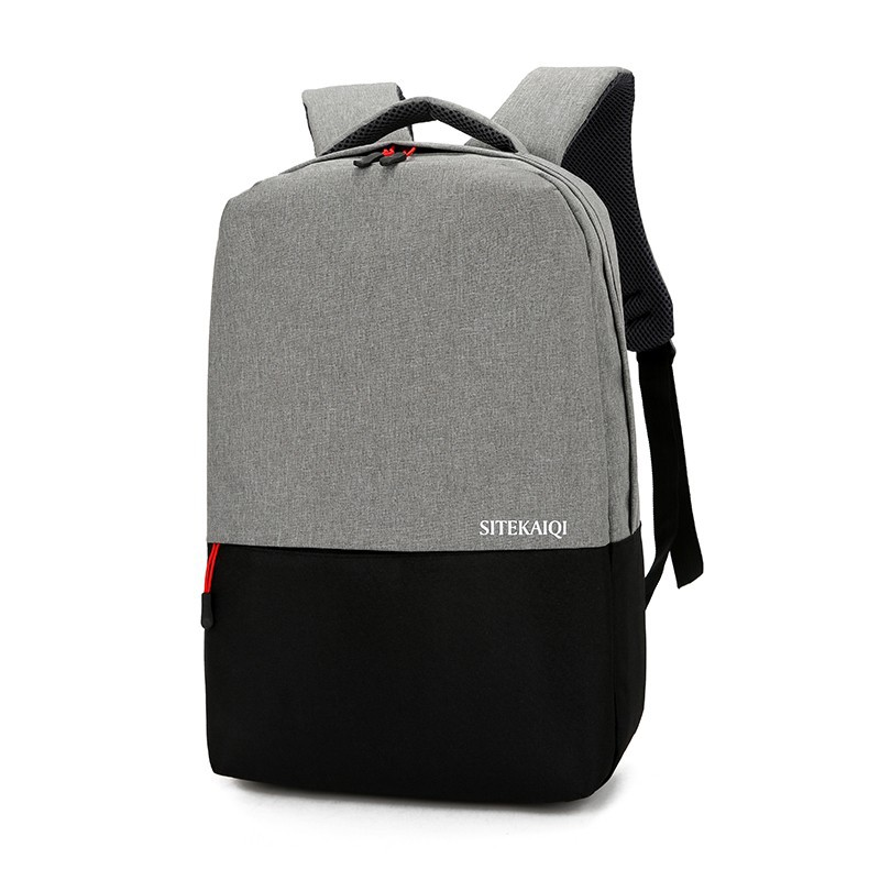 laptop bag with shoulder strap Unisex laptop case campus Backpack Casual Polyester Women Men for apple laptop case macbook air