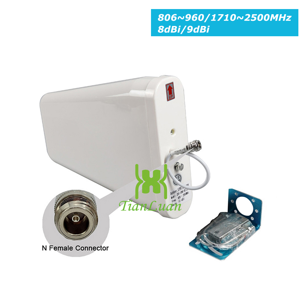 Image 4 - TianLuan Band 1/3/8 2G 3G 4G Mobile Phone Signal Booster GSM 900MHz DCS LTE 1800MHz W CDMA 2100MHz Cellular Repeater Amplifier-in Signal Boosters from Cellphones & Telecommunications