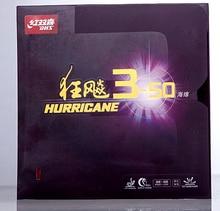 DHS Hurricane 3 50 3 50 spugna Pips in (PingPong) In Gomma Con Spugna Malong Xuxin rovescio