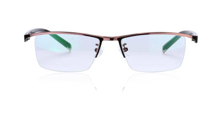 Image 5 - WEARKAPER Новый переход Защита от солнца читателей фотохромные очки для чтения Для мужчин Титан сплав Frame дальнозоркости очки с Чехол-in Женские очки для чтения from Аксессуары для одежды on AliExpress - 11.11_Double 11_Singles' Day