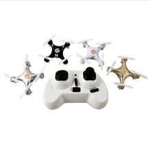 F15054/7 Cheerson CX-10A CX10A Headless Mode 2.4G 4CH 6 Axis RC Quadcopter Mini Toy Gift For Boys RTF Pocket Drone