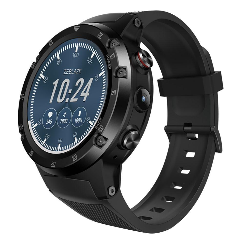 Новое поступление Zeblaze THOR4 плюс телефон Bluetooth спортивные для мужчин Смарт наручные часы браслет для iOS/Android