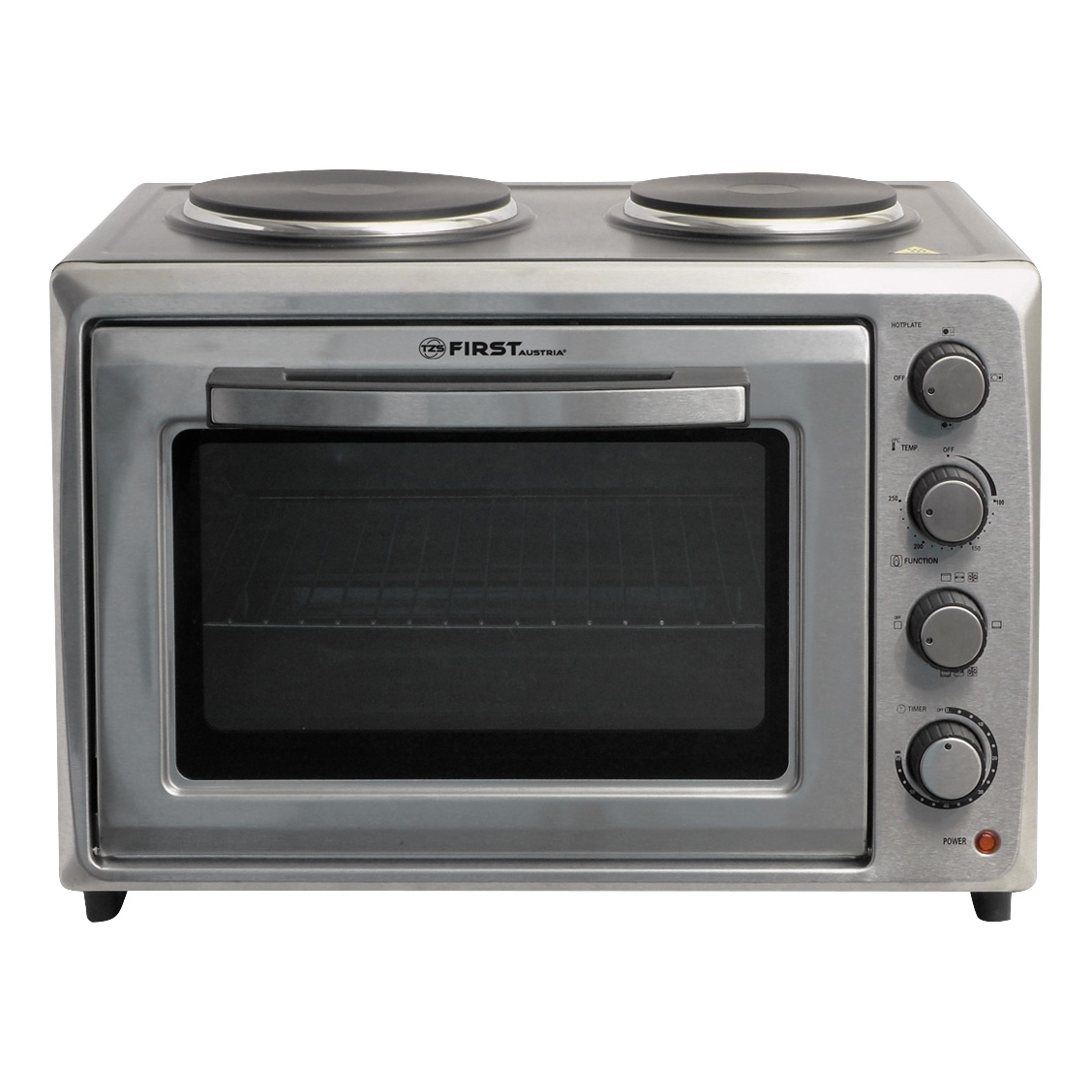 Mini microwave FIRST FA-5045-2 Stell