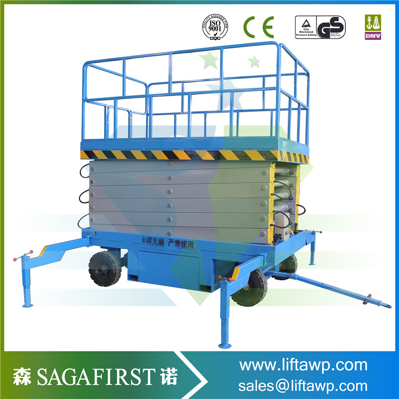 4-18M Full Electric Hydraulic Lift Table