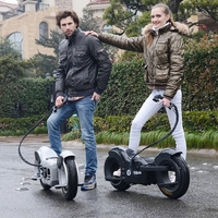 Engine Speed 9500R Min Rear Disc Brake Two Stroke 49CC Off Road Two Wheel Electric Scooter