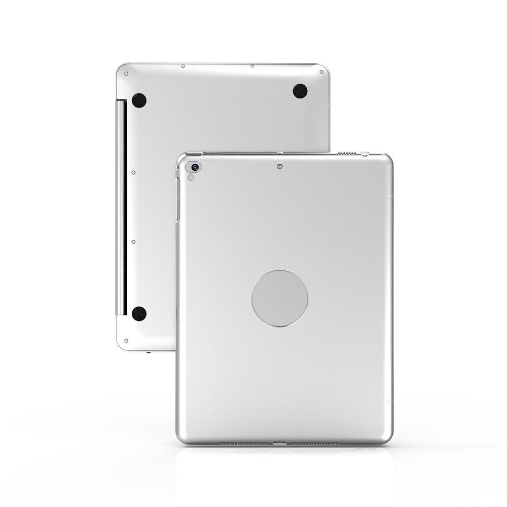 Wireless F19B BT Keyboard Case Smart Keyboard Cover Flip Case for iPad Air 1 2 5 6 Pro 9.7