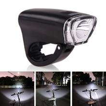 Biciklna prednja / stražnja sigurnosna svjetiljka 300 lumena Biciklna prednja upravljačka traka Svjetlosna biciklistička LED svjetiljka za baterijsku svjetiljku