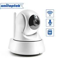 HD 1080P PTZ Wi Fi IP Camera Security IR 8M Night Vision Two Way Audio CCTV