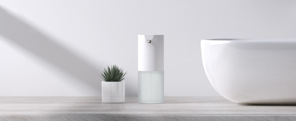 Banyonuz için özenle tasarlanmış şık tasarım... Sabun derdine son verin!