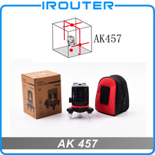 ACULINE AK457 red laser level , red ray level , 3 lines 3 points laser level hamlet level 3