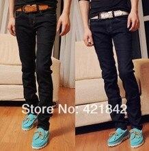 2016 Fashion Men Jeans New Arrival Design Slim Fit Fashion Jeans For Men Good Quality Blue Black K050351813
