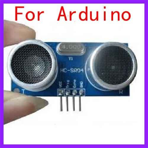 10pcs/lot HC-SR04 Ultrasonic Sensor Module, Wave Sensor Ranging Detector Distance Module