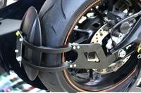 Dongzhen CNC Aluminum Rear Wheel Tire Fender Mudguard Fit For YAHAMA KAWASAKi KTM Z1000 MT09 MT07 Motorcycle Rear Fender