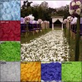 1000 pcs/lots Decorative Artificial Silk Flower Rose Petals for Weddings Wedding Decorations Colors For Choose