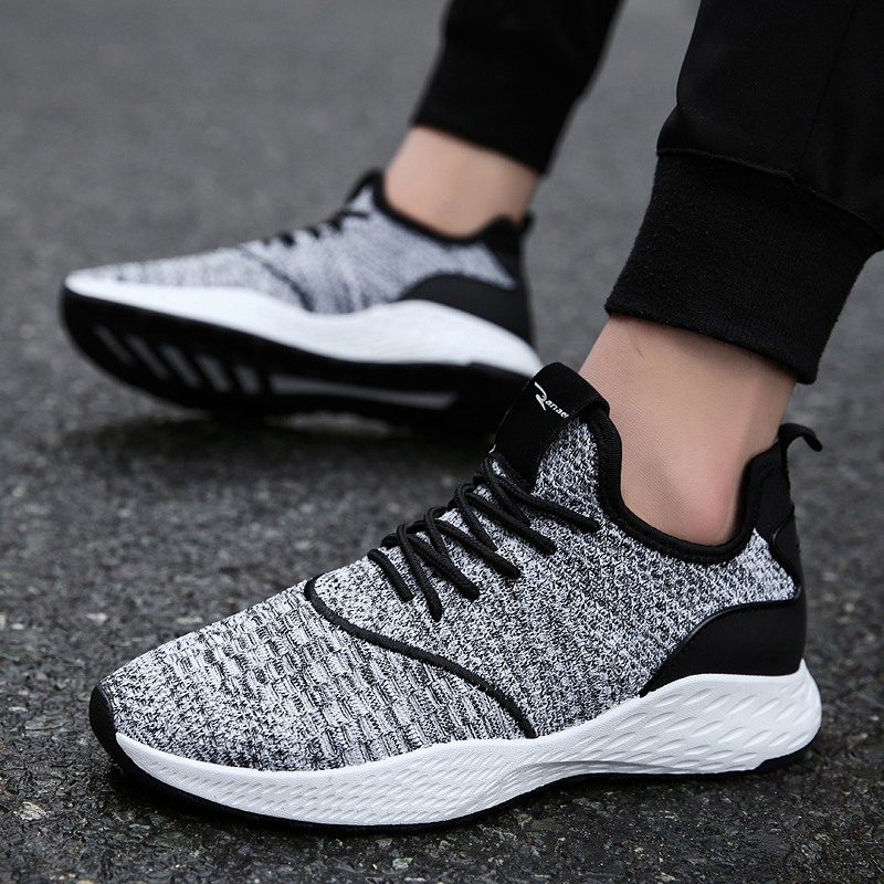 High Quality Men Casual Shoes Plus Size Fashion Sneakers 2019 Spring Summer Canvas Shoes Lightweight Breathable Male TrainersHigh Quality Men Casual Shoes Plus Size Fashion Sneakers 2019 Spring Summer Canvas Shoes Lightweight Breathable Male Trainers