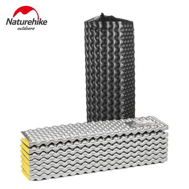 Naturehike Aluminum Film+EVA Sleeping Pad Foldable Sleeping 2