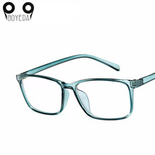 BOYEDA New Fashion Ultralight Frame Eyeglasses Women Men Cle