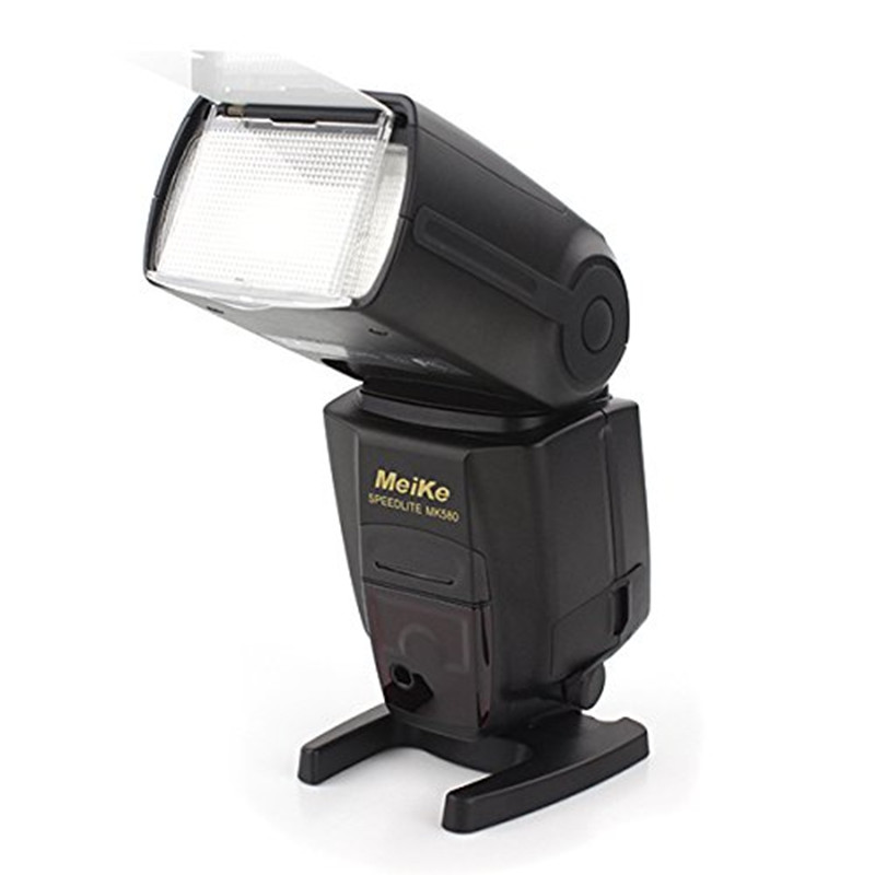 Meike MK 580 TTL Camera Flash Speedlite for Canon 580EX II EOS 5D Mark II III 6D 7D 60D 600D 700D+Diffuser аккумулятор canon lp e6n for eos 5d mark ii eos 5d mark iii eos 7d eos 7d ii eos 6d eos 60d eos 70d
