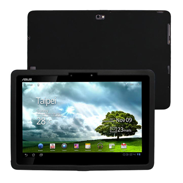 New Original Ultra Slim Luxury Silicon Soft Cover Back Shell Rubber Smart Silicone Case For Asus Eee Pad Transformer Prime TF201