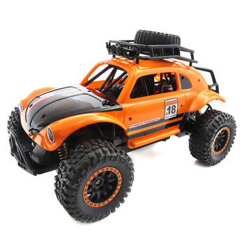 1/14 Scale RC Cars Off Road Vehicle 2.4GHz Remote Control Toys 25km/H Independent Suspension Spring RC Crawler Car