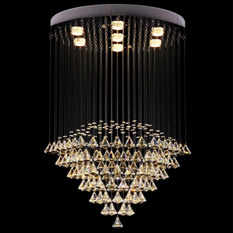 grand lustre en cristal achetez des lots petit prix. Black Bedroom Furniture Sets. Home Design Ideas